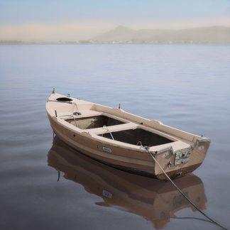 ABGR181B - Blaustein, Alan - Mediterranean Boat #2