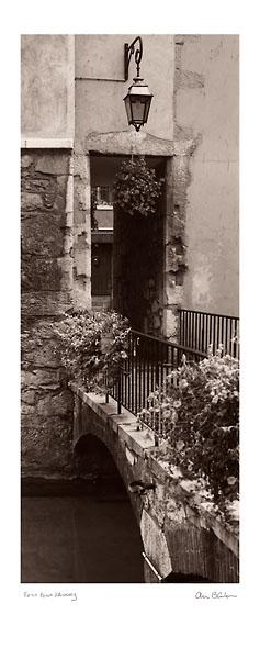 B1399 - Blaustein, Alan - Petit Pont d'Annecy