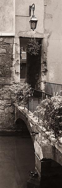 B1399D - Blaustein, Alan - Petit Pont d'Annecy