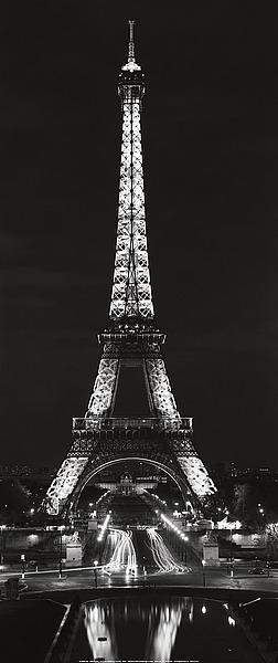 B1439 - Blaustein, Alan - Tour Eiffel la Nuit