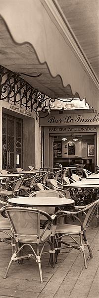 B1441D - Blaustein, Alan - Café la Nuit