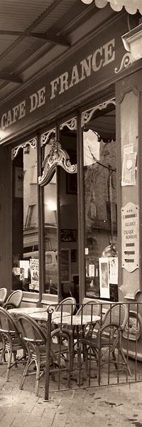 B1442 - Blaustein, Alan - Café de France