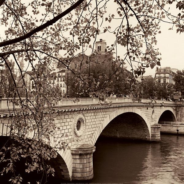 B1471 - Blaustein, Alan - Pont Louis-Philippe, Paris