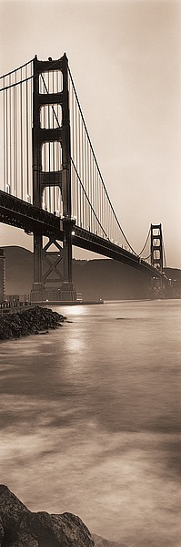 B1483D - Blaustein, Alan - Golden Gate Bridge I