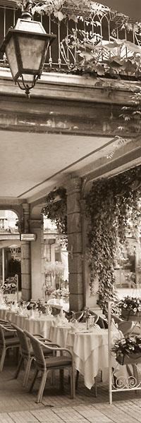 B1494 - Blaustein, Alan - Caffè, Bellagio