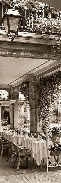 B1494D - Blaustein, Alan - Caffè, Bellagio