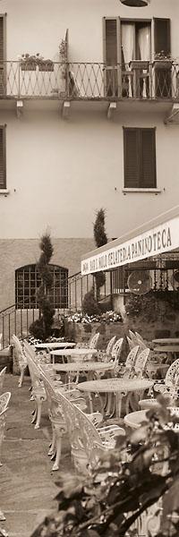B1495 - Blaustein, Alan - Gelateria, Varenna