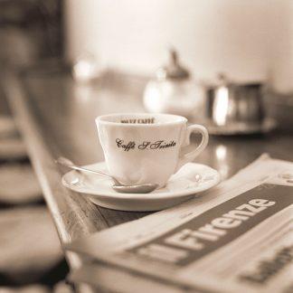 B2261D - Blaustein, Alan - Caffè, Firenze