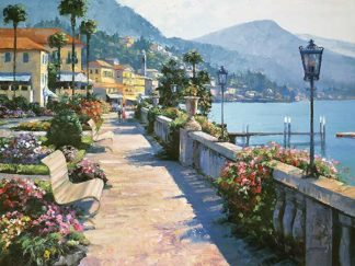 B2709D - Behrens, Howard - Bellagio Promenade