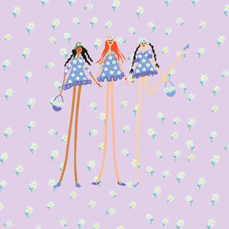 B2795D - Benchétrit, Caroline - Flower Girls