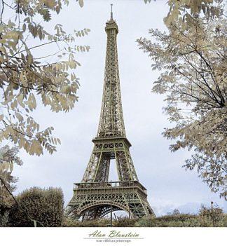 B2921 - Blaustein, Alan - Tour Eiffel au Printemps