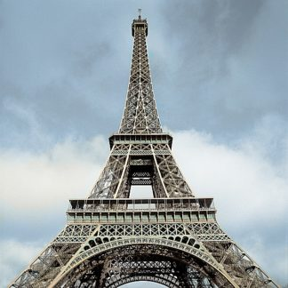 B2923D - Blaustein, Alan - Eiffel Tower