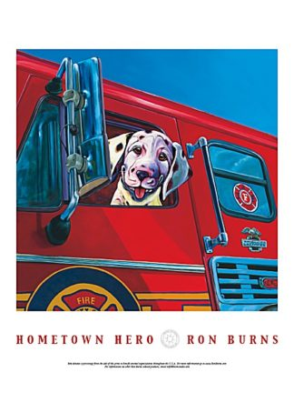 B2930 - Burns, Ron - Hometown Hero