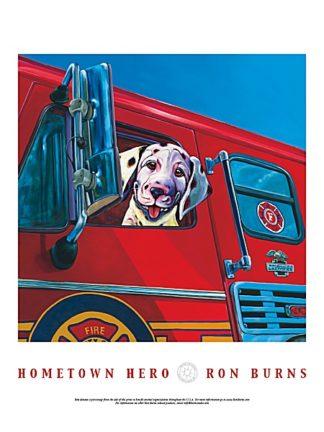 B2930 - Burns, Ron - Hometown Hero