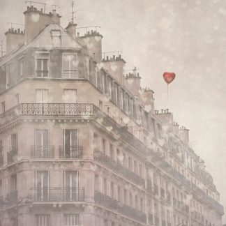 B3011D - Bevan, Keri - Heart Paris