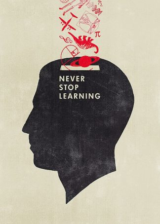 B3034D - Beer, Hannes - Never Stop Learning
