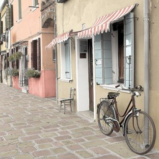B3071D - Blaustein, Alan - Venetian Bicycle
