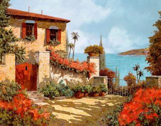 B3150D - Borelli, Guido - Il Giardino Rosso