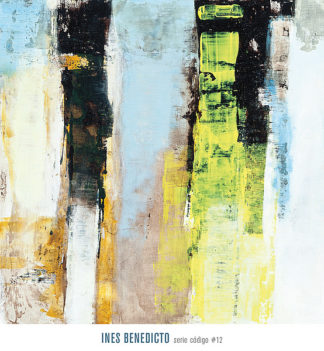 B3176 - Benedicto, Ines - Serie Código #12