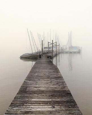 B3210D - Bell, Nicholas - Harbor Fog