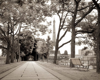 B3266D - Blaustein, Alan - Promenade et Tour Eiffel