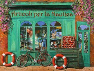 B3339D - Borelli, Guido - La Bicicletta Rossa