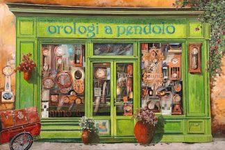 B3341D - Borelli, Guido - Orologi a Pendolo