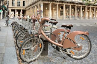 B3352D - Blaustein, Alan - Paris Cycles 2