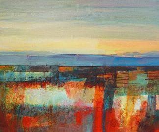 B3522D - Boyce, Kate - Early Morning Light-Wadsworth Moor