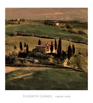 C537 - Carmel, Elizabeth - Tuscan Villa
