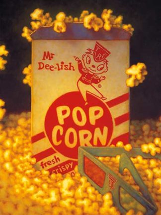 C784D - Colletta, TR - 3D Popcorn