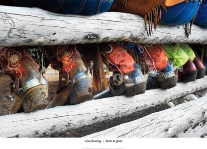 D824 - Dearing, Lisa - Boots & Spurs