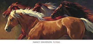 D873 - Davidson, Nancy - Flying