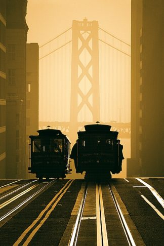 F303D - Funk, Mitchell - Cable Cars, San Francisco