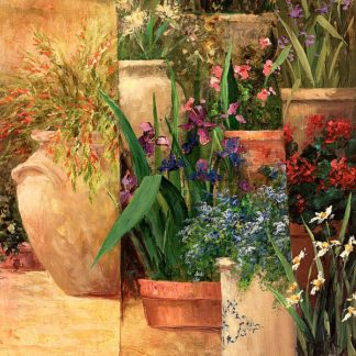 F352D - Fronckowiak, Art - Flower Pots Left