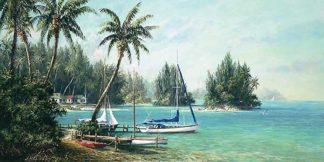 F354 - Fronckowiak, Art - Island Cove