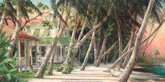 F371 - Fronckowiak, Art - Island House