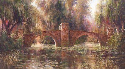 F498D - Fronckowiak, Art - Willow Bridge