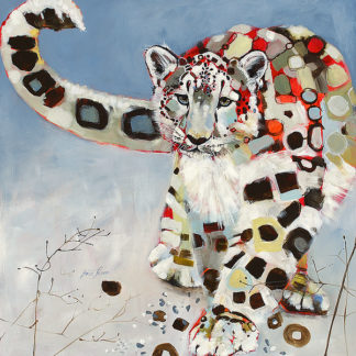 F552D - Freda, Britt - Snow Leopard
