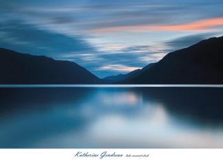 G700 - Gendreau, Katherine - Lake Crescent Dusk