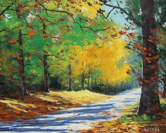 G710D - Gercken, Graham - Vibrant Autumn