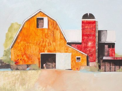 G733D - Grant, Anthony - Barn No. 3