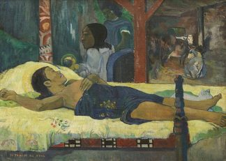 G801D - Gauguin, Paul - The Birth