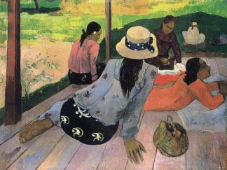 G803D - Gauguin, Paul - The Siesta