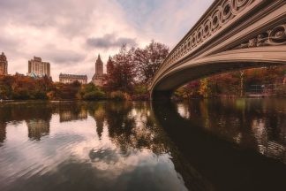 G893D - Getty, Bruce - The Bow Bridge