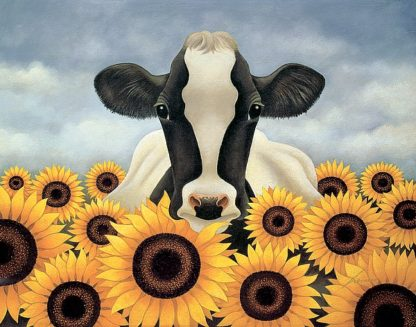 H1001D - Herrero, Lowell - Surrounded by Sunflowers