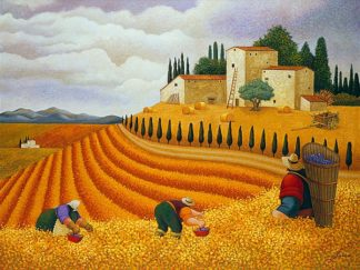 H1003D - Herrero, Lowell - Village Harvest