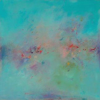 H1032D - Handelman, Ed - Untitled Abstract No. 3