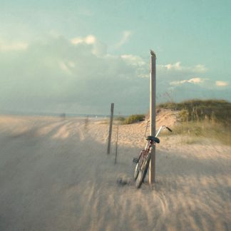 H1119D - Hanna, Dawn D. - Biking on Ocracoke