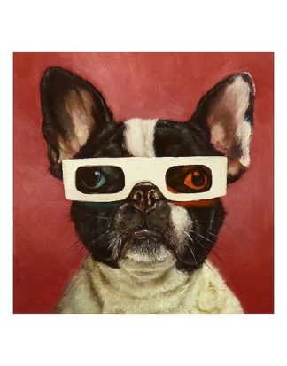 H1177 - Heffernan, Lucia - 3D Dog